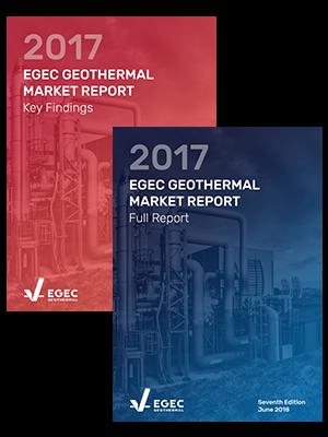 EGEC Geothermal Market Report 2017 - EGEC - European